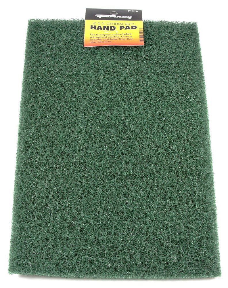 General Duty 9-Inch-by-6-Inch Forney 71918 Hand Pad