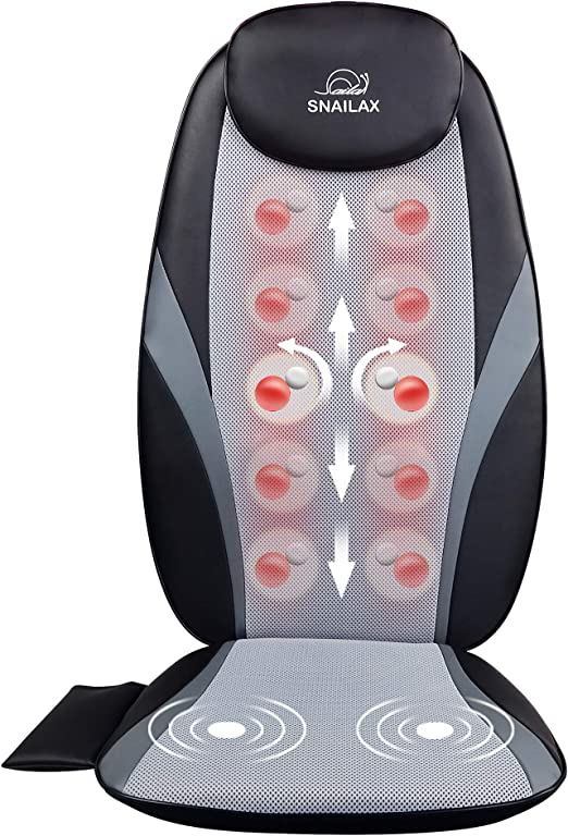 Shiatsu Back Massager with Heat