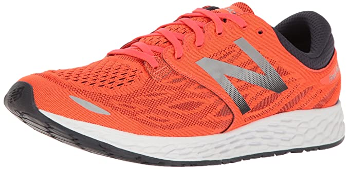 Fresh Foam Zante V3 Mens Running Shoes OrangeGrey size 12.5 UK
