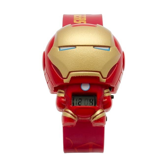 8 opinioni per Marvel Iron Man Bulbbotz 2020138- Orologio da Polso Unisex Bambini