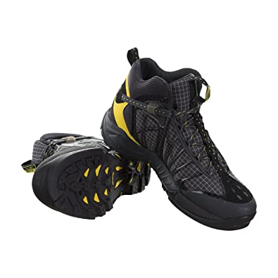 efab01d9987c Nike Mens Zoom Tallac Lite OG ACG Boots Black Tour Yellow Anthracite 844018-