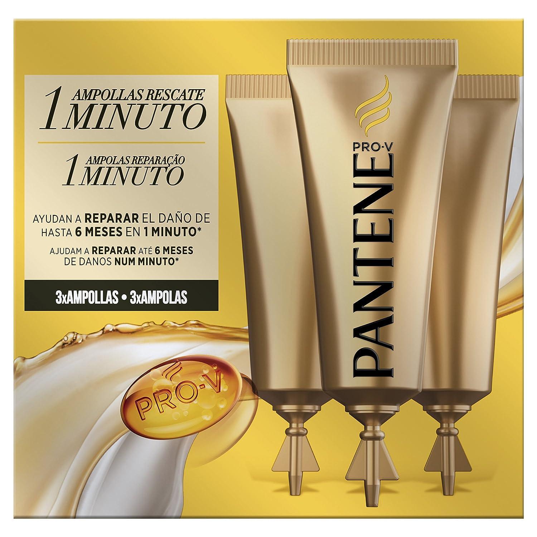 Pantene Repara & Protege Ampolla, Repara para Conseguir un Pelo Brillante y Suave- 15 ml Procter & Gamble 4015600592479