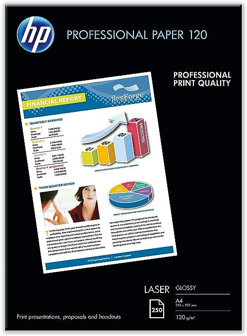 HP Q2552A - Papel: Amazon.es: Oficina y papelería