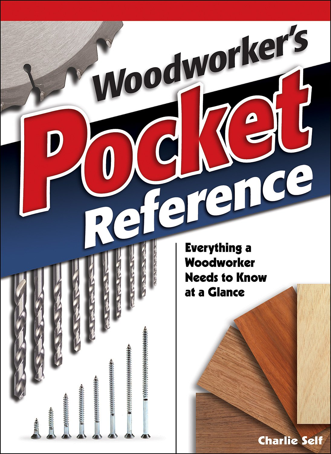 Download Woodworker's Pocket Reference: Everything a Woodworker Needs to Know at a Glance ebook