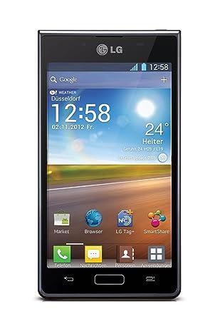 LG P700 Optimus L7 Smartphone Bluetooth Wi Fi Android 4 Go Noir