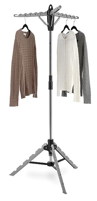 Amazon.com: Perchero Whitmor para ropa y secado: Home & Kitchen