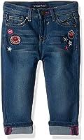 VIGOSS Fashion Crop Skinny Jean