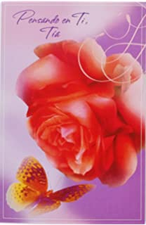 amazon com auntie hallmark mother s day card you re fabulous