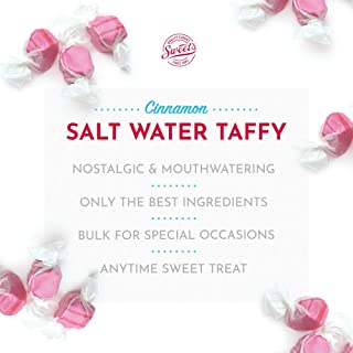 product image for Bulk Saltwater Taffy, Cinnamon, 3 Pounds