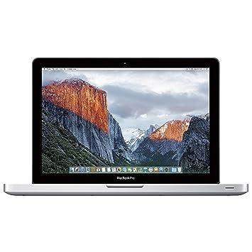 Apple MacBook Pro 13 (Mid 2012) - Core i5 2 5GHz, 4GB RAM, 500GB HDD