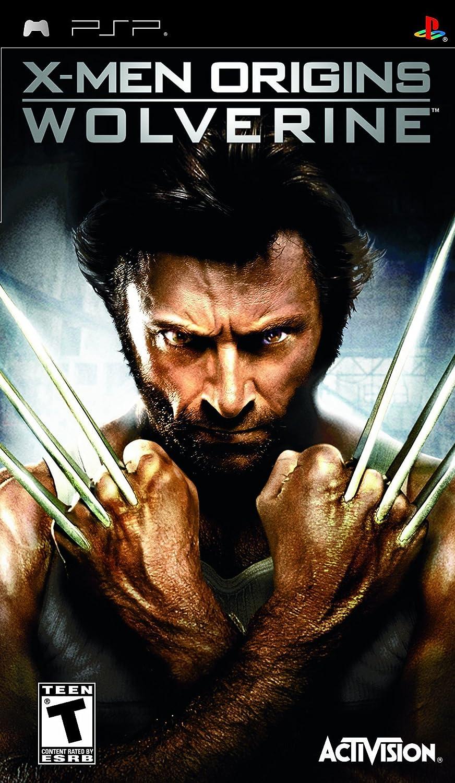 Amazon.com: X-Men Origins: Wolverine - Sony PSP: Video Games