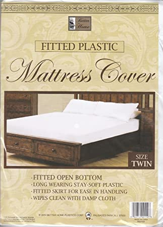Amazon Com Better Home Fitted Mattress Cover Protectoer Waterproof