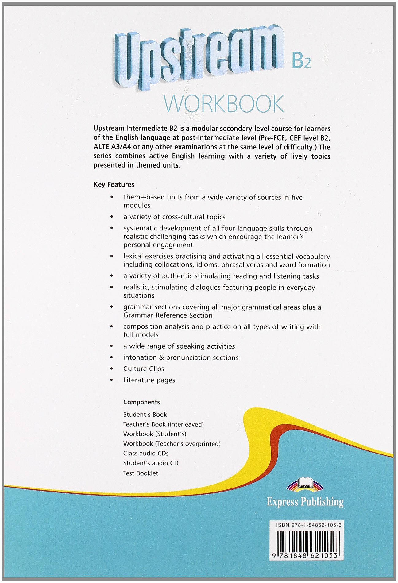 Upstream intermediate b2 workbook ответы онлайн