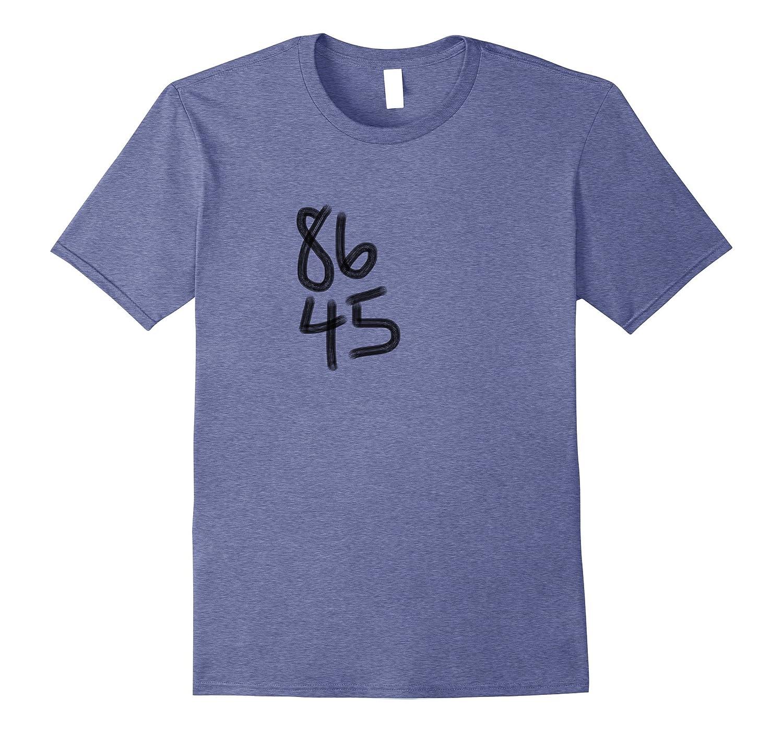 86 45 Impeach T-shirt-ln