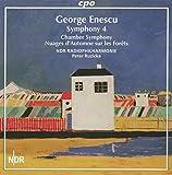 ジョルジェ・エネスク:交響曲 第4番 他