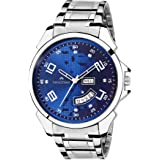 SWISSTONE Analogue Blue Dial Men's Watch (Sw-Wt085Blu-Ch)