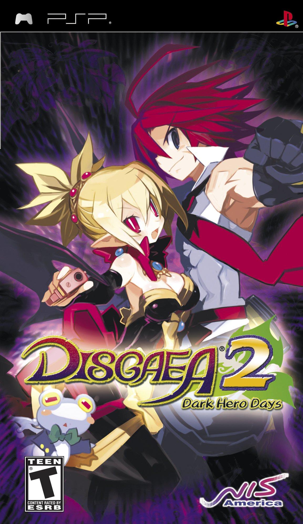 Disgaea 2: Dark Hero Days - Sony PSP