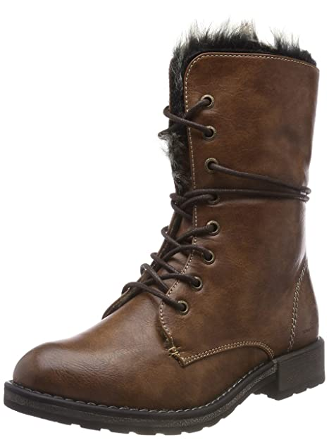 TOM TAILOR 585200730, Botines para Mujer: Amazon.es: Zapatos y complementos