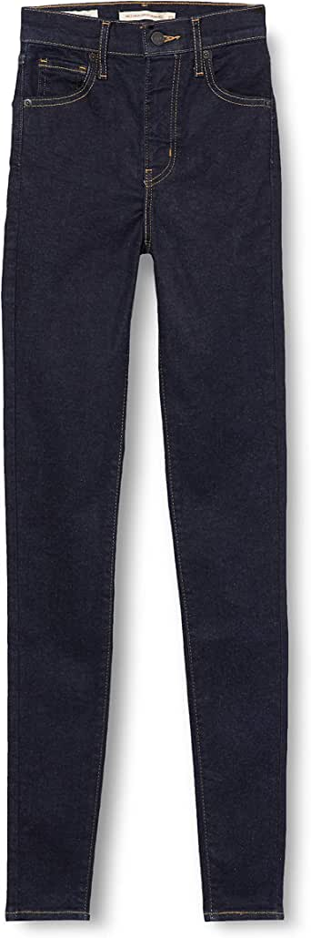 Levi's Mile High Super Skinny Jeans, Celestial Rinse, 25W / 28L para Mujer