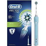 Oral-B Pro700 Crossaction Brosse à Dents Electrique Rechargeable