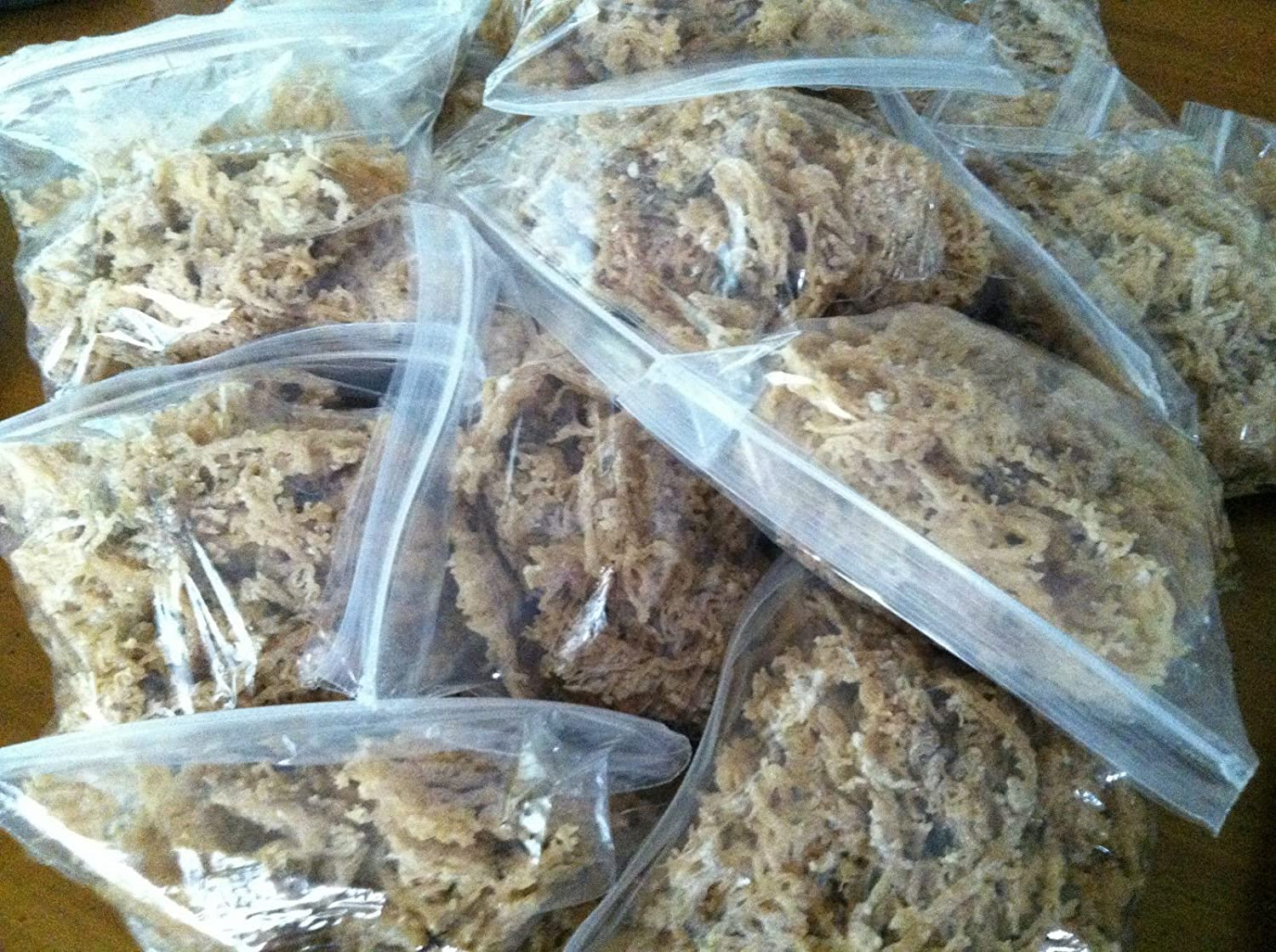 SEA MOSS 100% NATURAL (WILD) DR SEBI IRISH MOSS