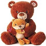 Hallmark You Can Count on Me Interactive Stuffed Bear Interactive Stuffed Animals