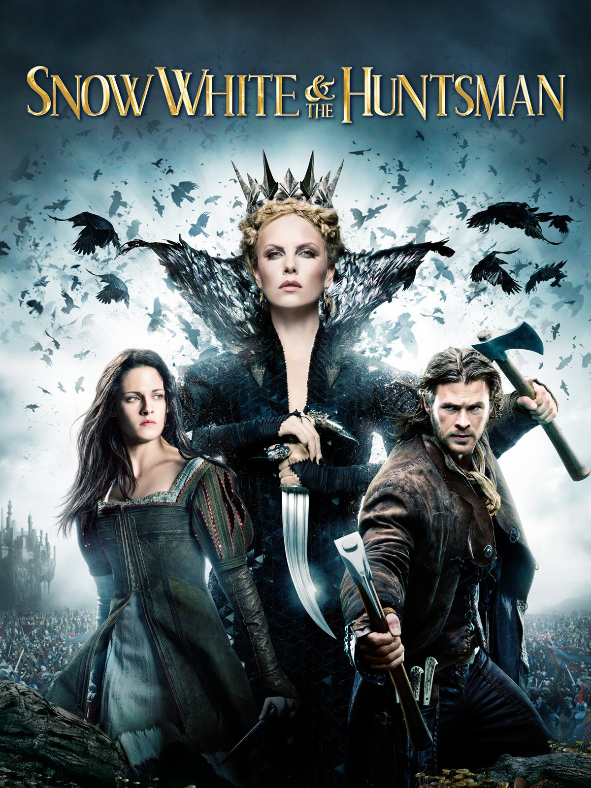 Snow White & The Huntsman by