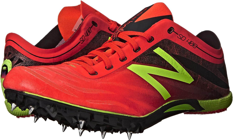 New Balance MSD400v3 Zapatilla De Correr con Clavos (D Width): Amazon.es: Zapatos y complementos