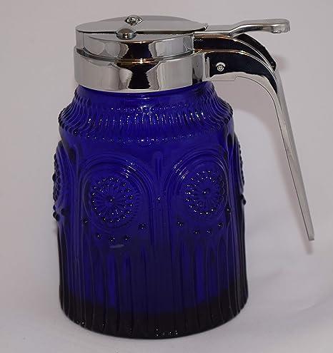 Medium Cobalt Blue Honey Jar