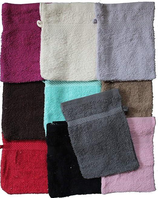 Manopla Rizo, 10 unidades (5 x 2versch.Colores surtidos), aprox ...