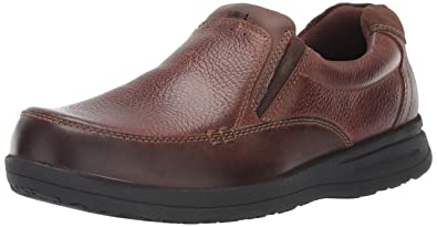 0734075995eebc Nunn Bush Men Cam Slip-On Casual Walking Shoe Loafer