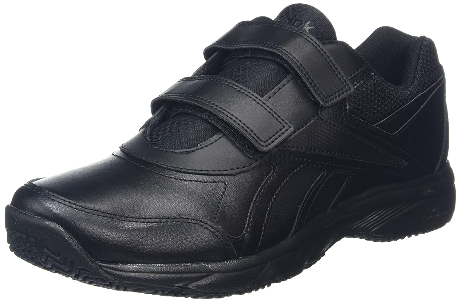 Reebok Herren Work N Cushion KC 2.0 Sneakers  44.5 EU|Black (Schwarz / Schwarz)