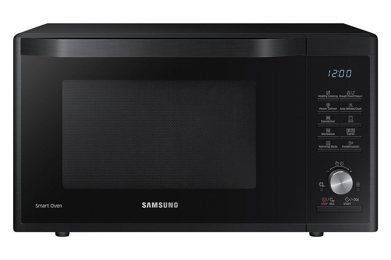 Samsung MC32J7035DK Encimera - Microondas (Encimera, Microondas combinado, 32 L, 900 W, Botones, Giratorio, Negro): Amazon.es: Hogar