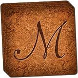 Amazon Com Caroline S Treasures Cj1035 Afc Letter A Monogram