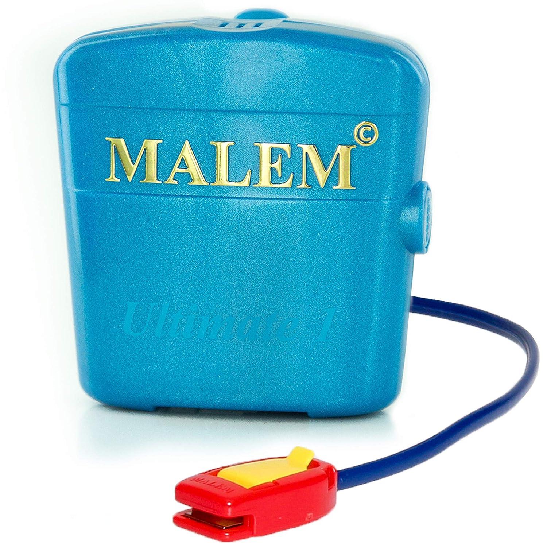 Amazon.com: malem Ultimate Bedwetting enuresis alarma, MO4S2 ...