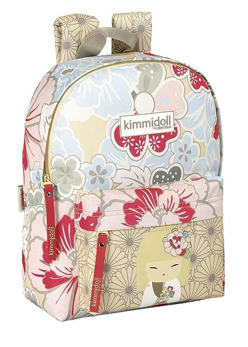 Kimmidoll - Mini mochila, 22 cm (Safta 6 21231 355)