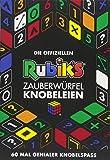 Die offiziellen Rubik's Zauberwürfel-Knobeleinen