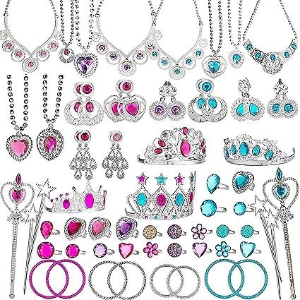 Flower Girl Jewelry Toddler Dressy Jewelry Little Girl Jewelry Competition Jewelry Pageant Jewelry Pink Jewelry Set Kids Jewelry