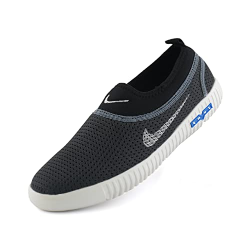 0dda4cc84bb REDFOOT AORFEO Grey Unisex Casual Shoes Sneakers for Men and Women No Lace  Casuals CASUAL34  Buy Online at Low Prices in India - Amazon.in