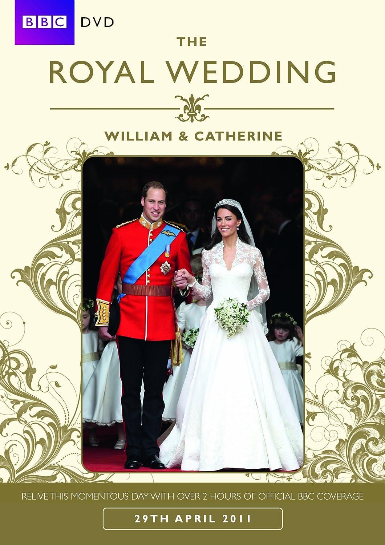 The Royal Wedding   William & Catherine BBC [UK Import] Amazon ...
