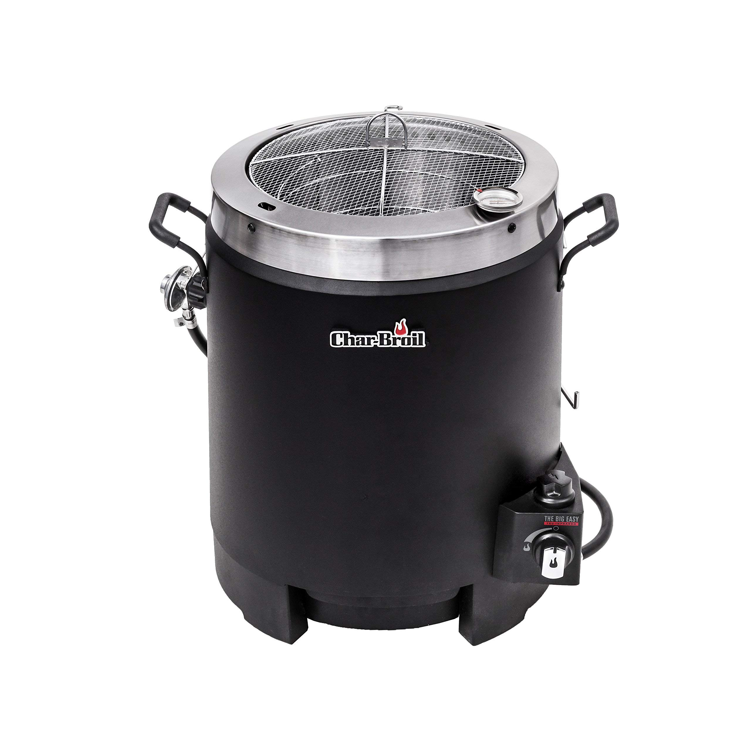 Char-Broil Big Easy Oil-less Liquid Propane Turkey Fryer (Renewed) by Char-Broil