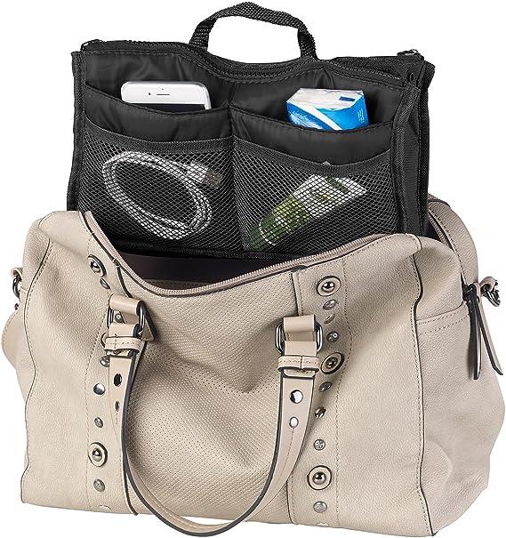 STORE.IT Multi Funktions Organizer mit Taschen Grau