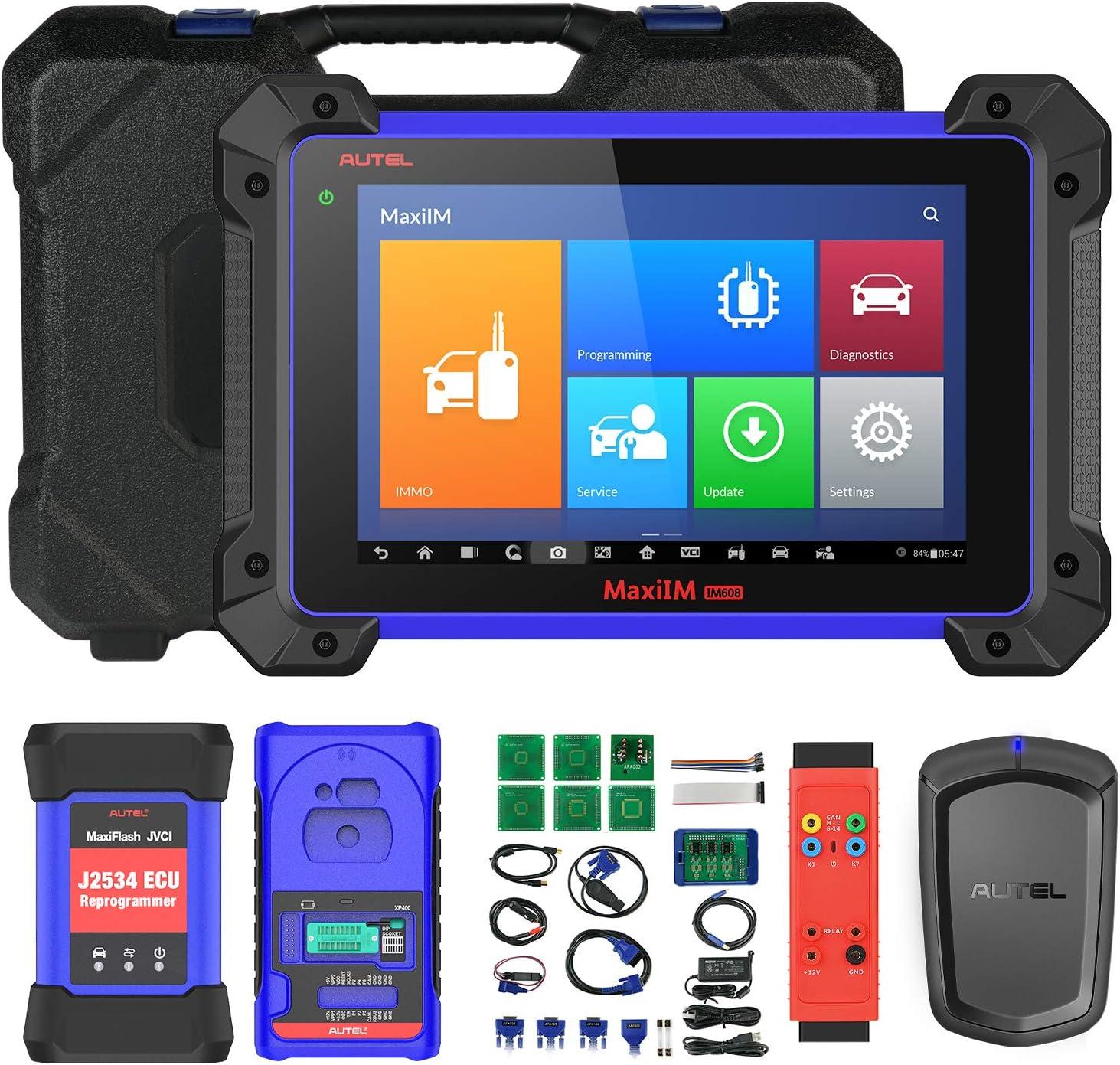 Autel MaxiIM IM608 Professional Automotive Key: Amazon.co.uk: Electronics