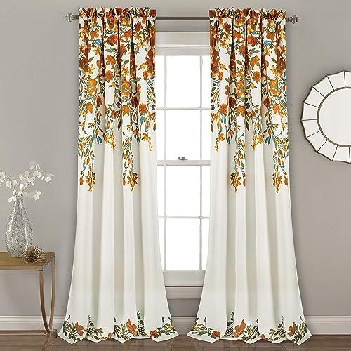 Lush Decor Tanisha Curtain