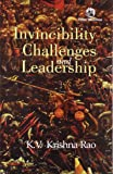 Invincibility, Challenges and Leadership