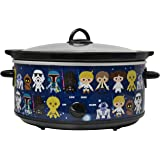 Amazon Com Star Wars 2 Quart Slow Cooker Kitchen Amp Dining