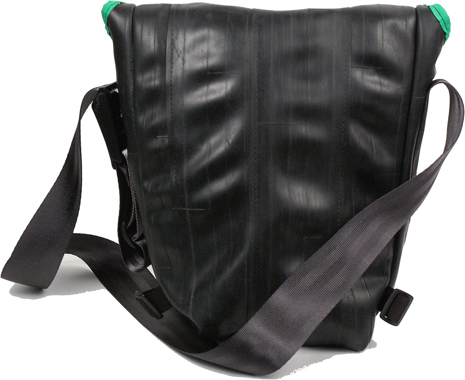 Alchemy Goods Haversack Messenger Bag, Made from Recycled Bike Tubes