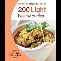 Hamlyn All Colour Cookery: 200 Light Healthy Curries: Hamlyn All Colour Cookbook