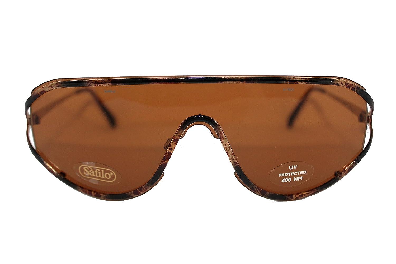 Safilo - Gafas de sol - para mujer marrón Talla única ...
