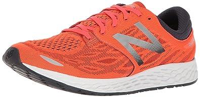 d36e46890c51e new balance Men's Zante V3 Orange and Grey Running Shoes - 10 UK/India (